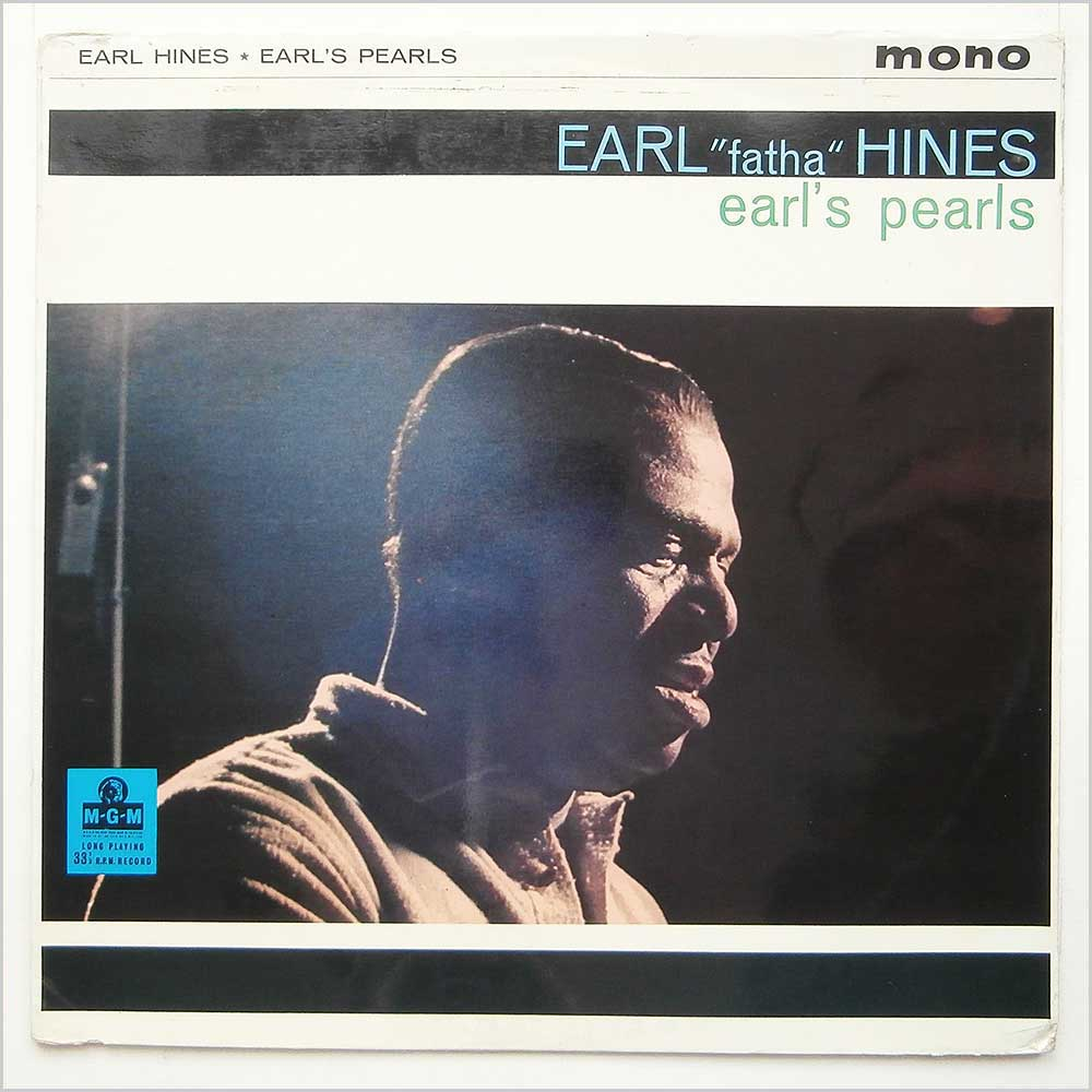 Earl Hines - Earl's Pearls (MGM C 833)