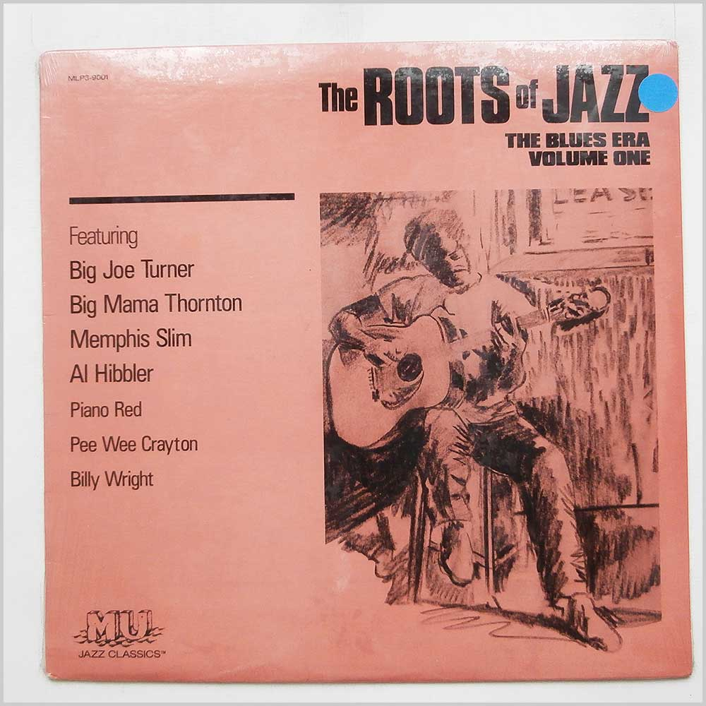 Various - The Roots Of Jazz: The Blues Era Volume One (MLP3-9001)