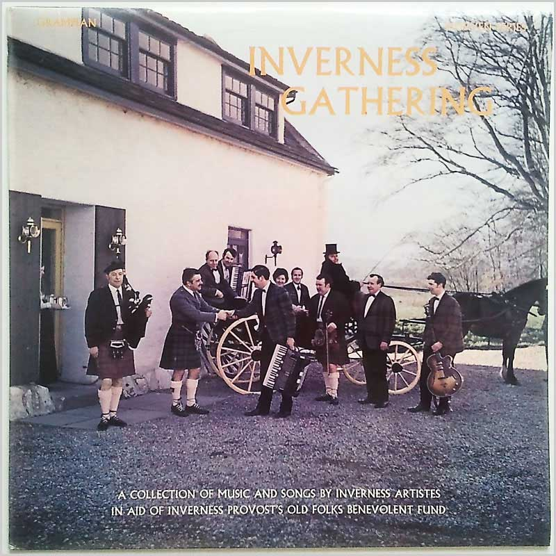 Various - Inverness Gathering (MOR 4008)