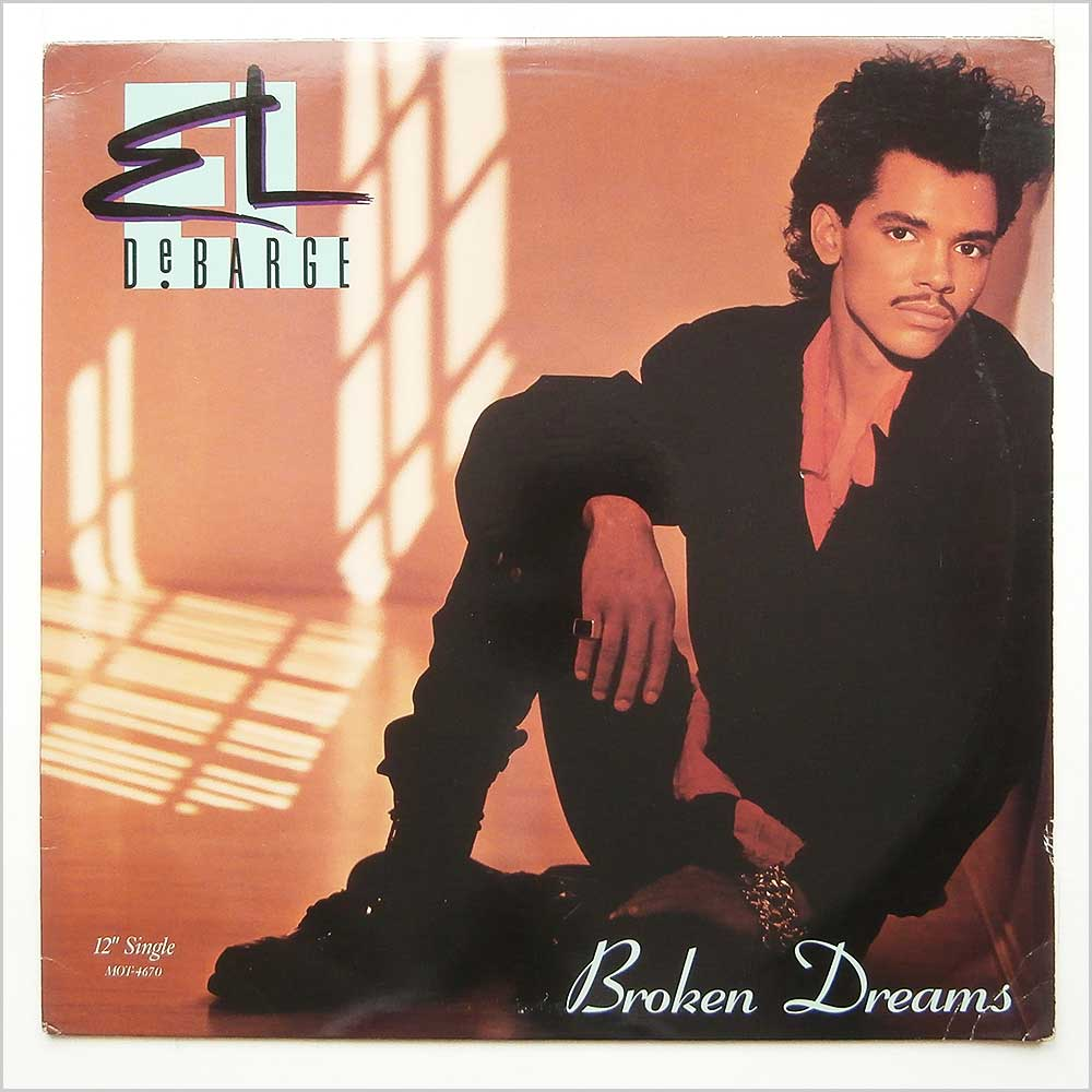 El Debarge - Broken Dreams (MOT-4670)
