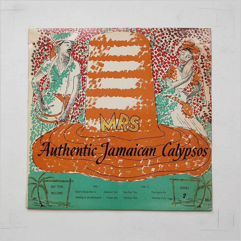 Various - Authentic Jamaican Calypso (Series 2) (MOTL 102)