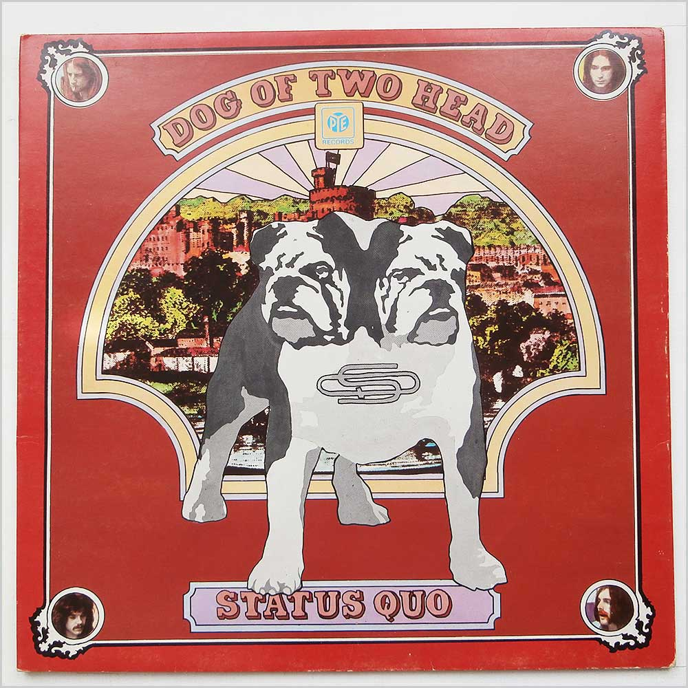 Status Quo - Dog Of Two Head (NSPL 18371)