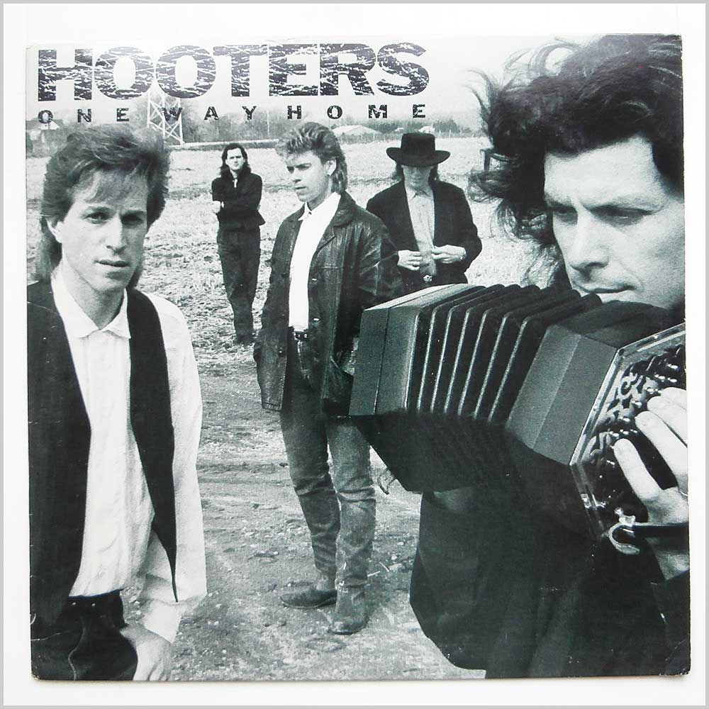 Hooters - One Way Home (OC 40659)