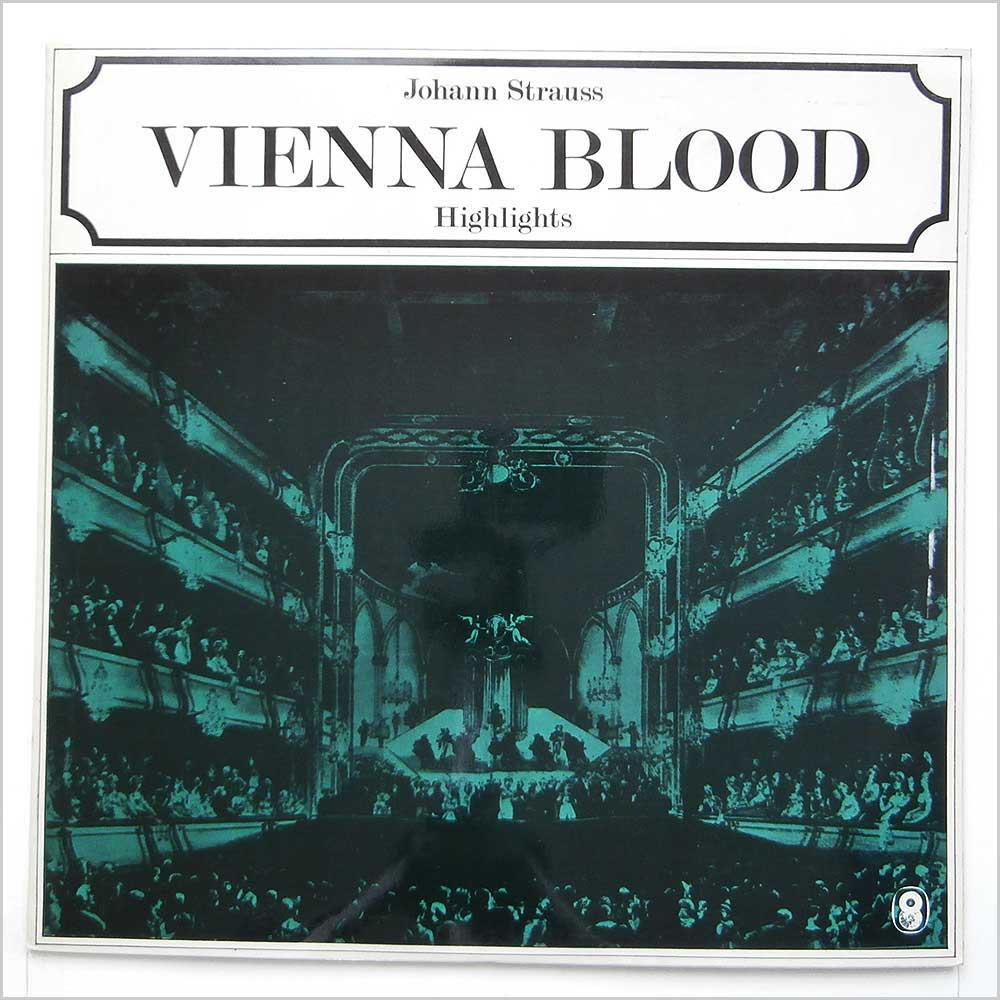Robert Stolz - Vienna Blood Highlights (Johan Strauss) (OH 185)