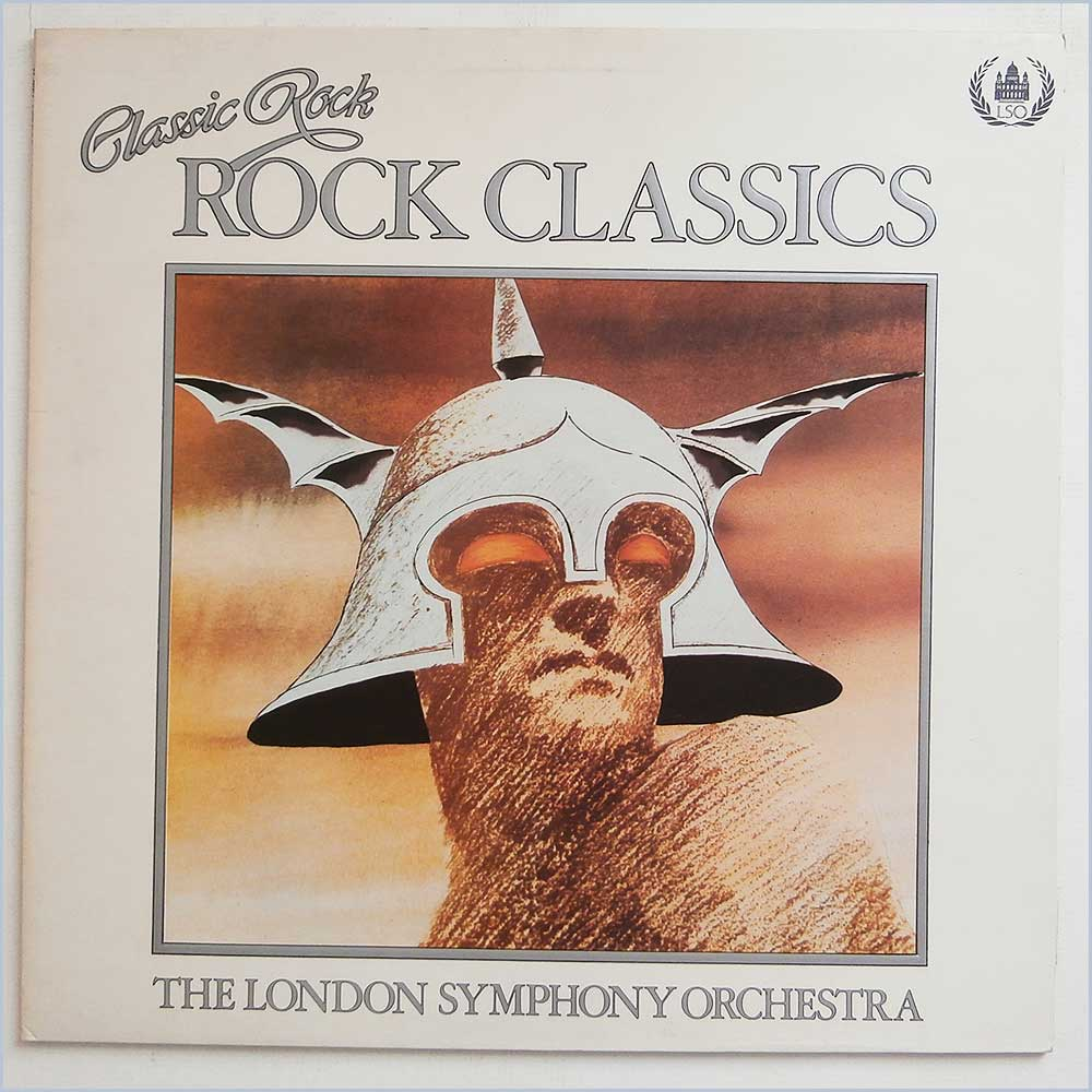 The London Symphony Orchestra and The Royal Choral Society - Classic Rock, Rock Classics (ONE 1123)