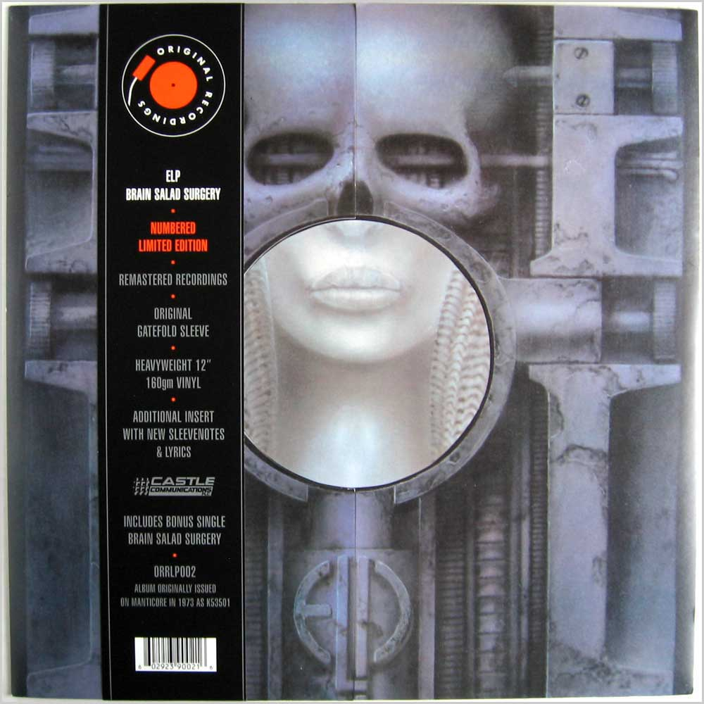 ELP - Brain Salad Surgery (ORRLP002)