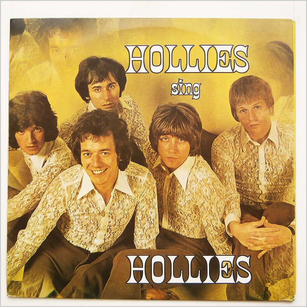 Hollies - Hollies Sing Hollies (PCS 7092)