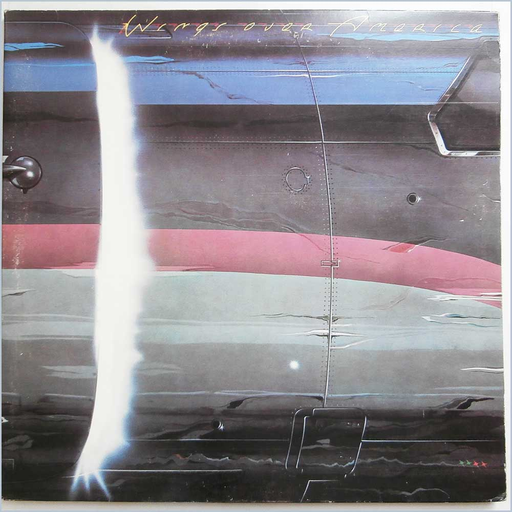 Wings - Wings Over America (PCSP 720 OC)