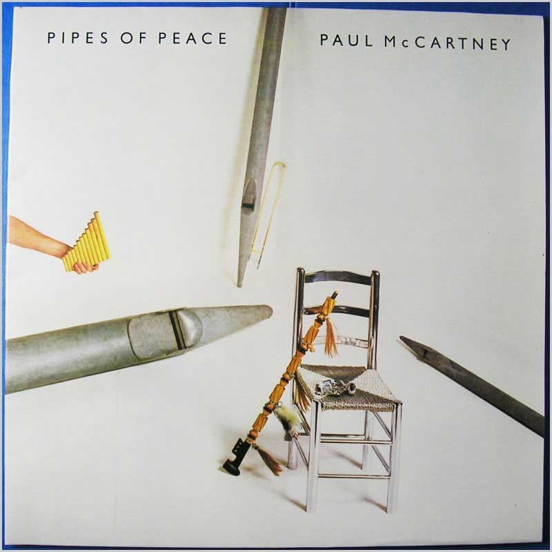 Paul McCartney - Pipes Of Peace (PCTC 1652301)