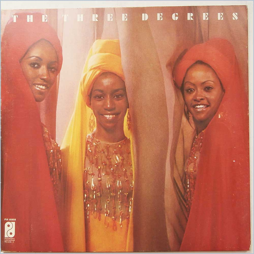 The Three Degrees - The Three Degrees (PIR 65858)