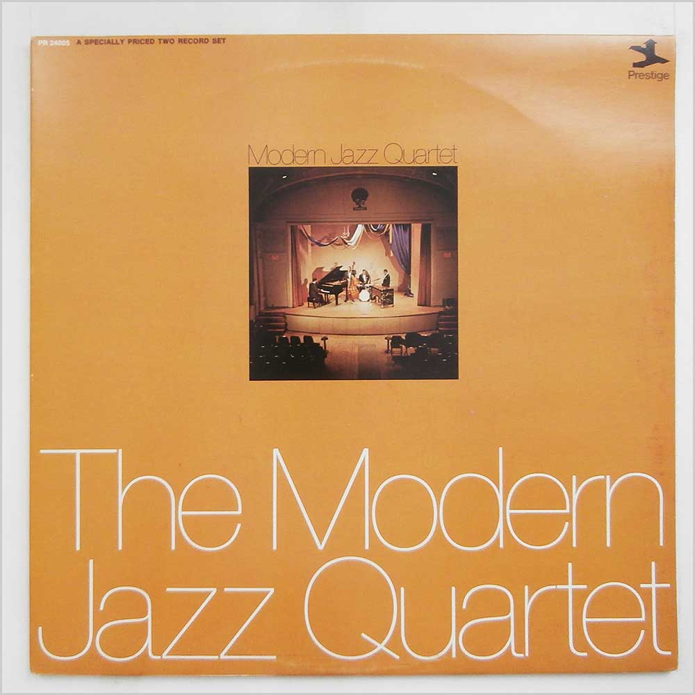The Modern Jazz Quartet - Modern Jazz Quartet (PR 24005)