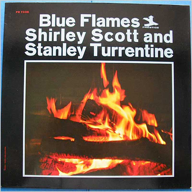 Shirley Scott and Stanley Turrentine - Blue Flames (PR 7338)