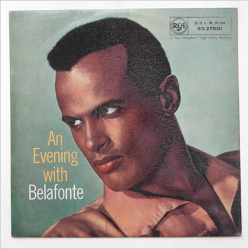 Harry Belafonte - An Evening With Belafonte (RD 27001)