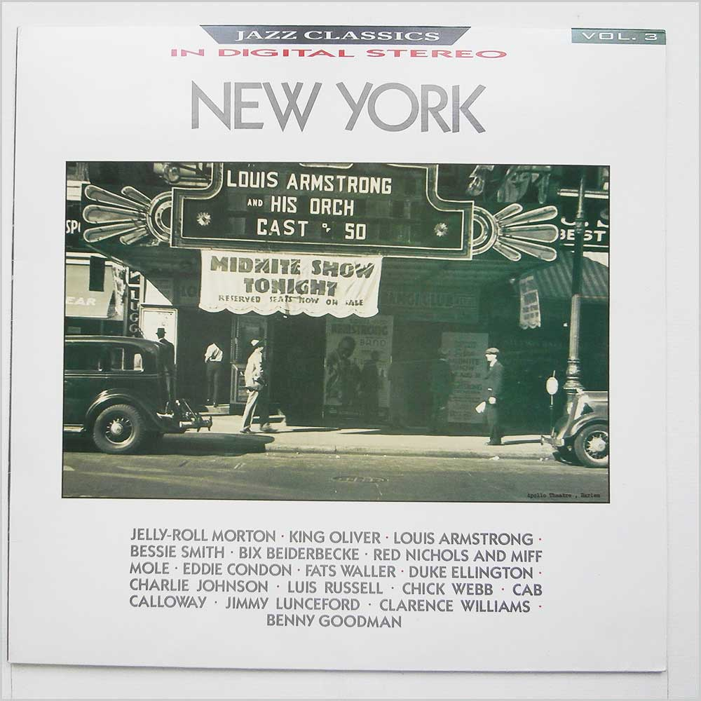 Various - New York Classics Vol 3 (REB 590)