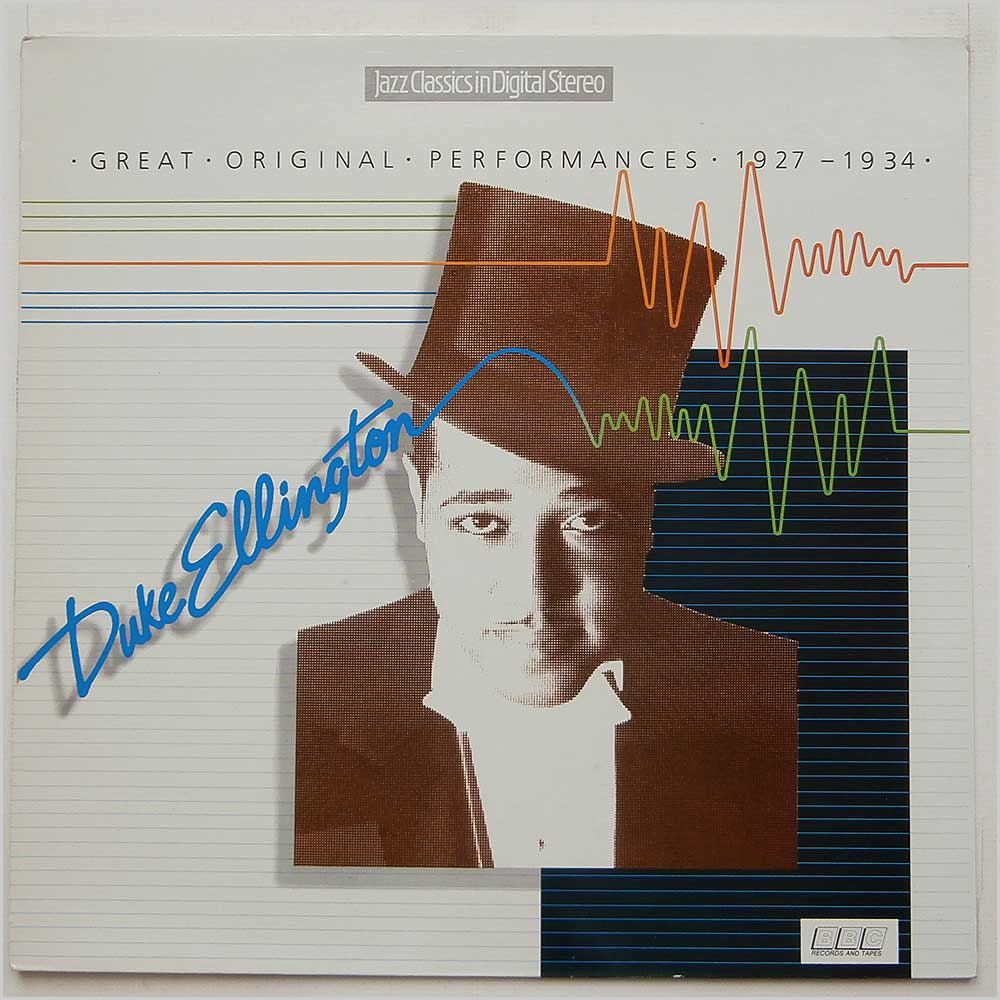 Duke Ellington - Great Original Performances 1927-1934 (REB 643)