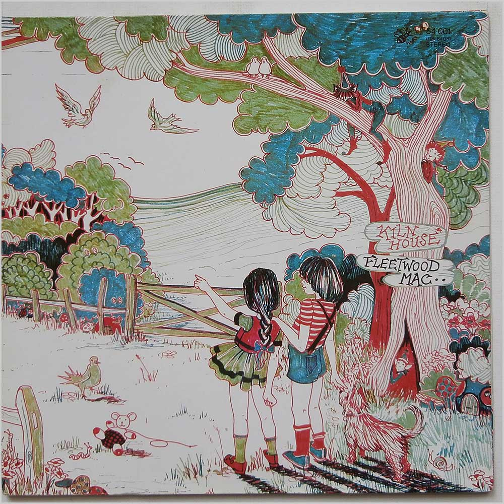Fleetwood Mac - Kiln House (REP 54 001)