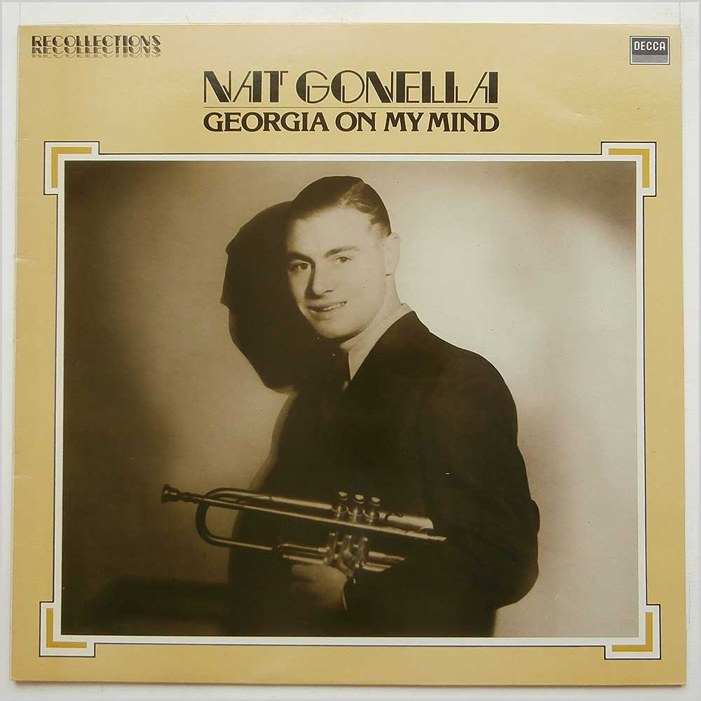 Nat Gonella - Georgia On My Mind (RFL 12)