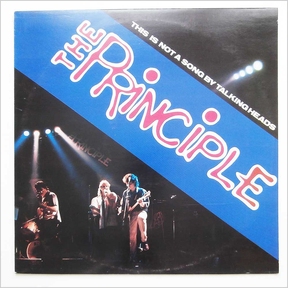 The Principle - This Is Not A Song By Talking Heads (RM 87)