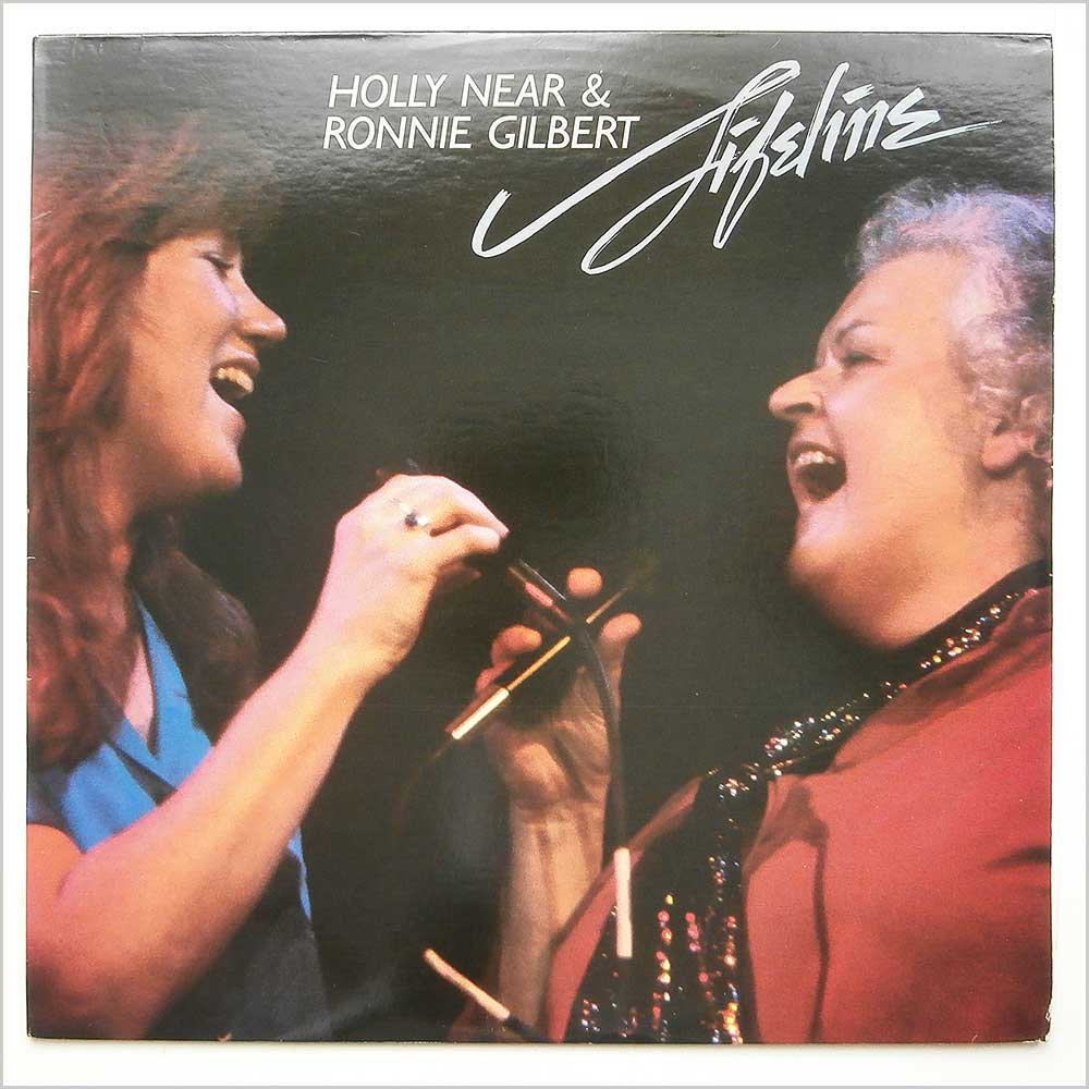 Holly Near And Ronnie Gilbert - Lifeline (RR 404)