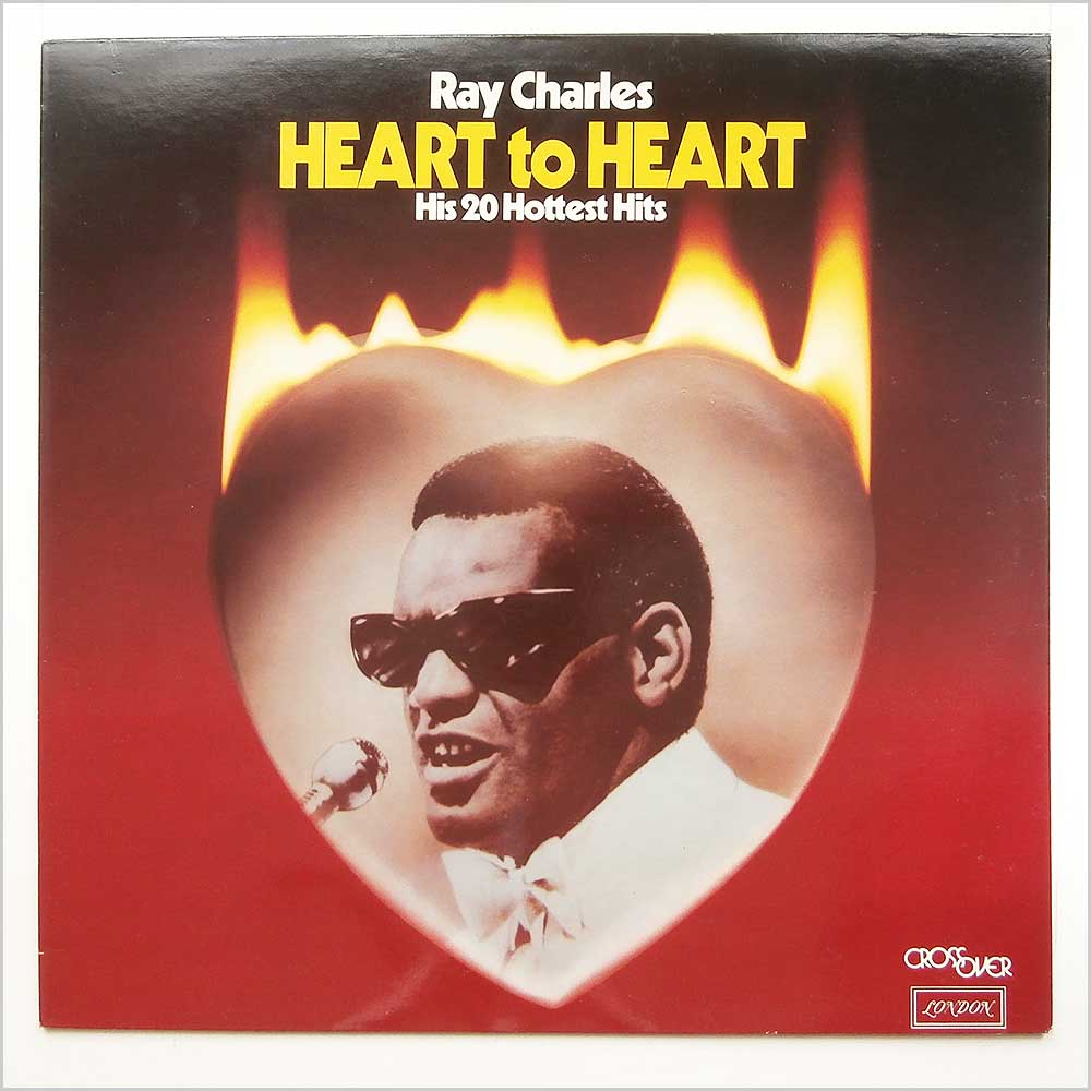 Ray Charles - Heart To Heart (His 20 Hottest Hits) (RYA TV1)