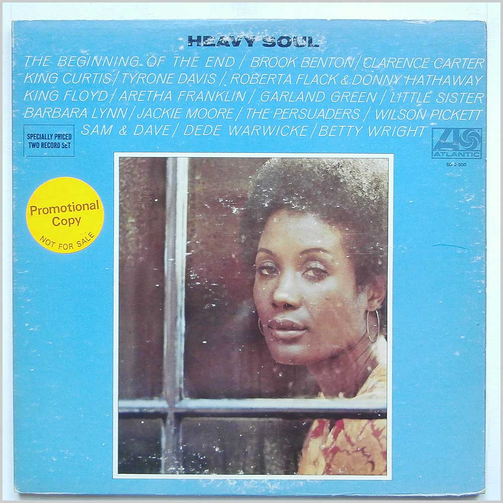 Various - Heavy Soul (SD 2-500)