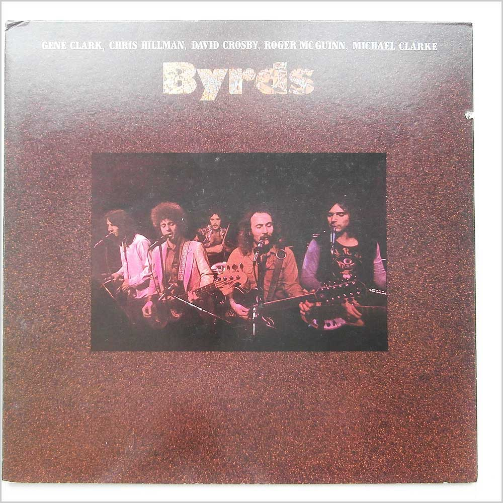 The Byrds - The Byrds (SD 5058)