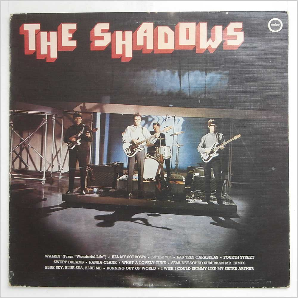 The Shadows - The Shadows (SE 8031)