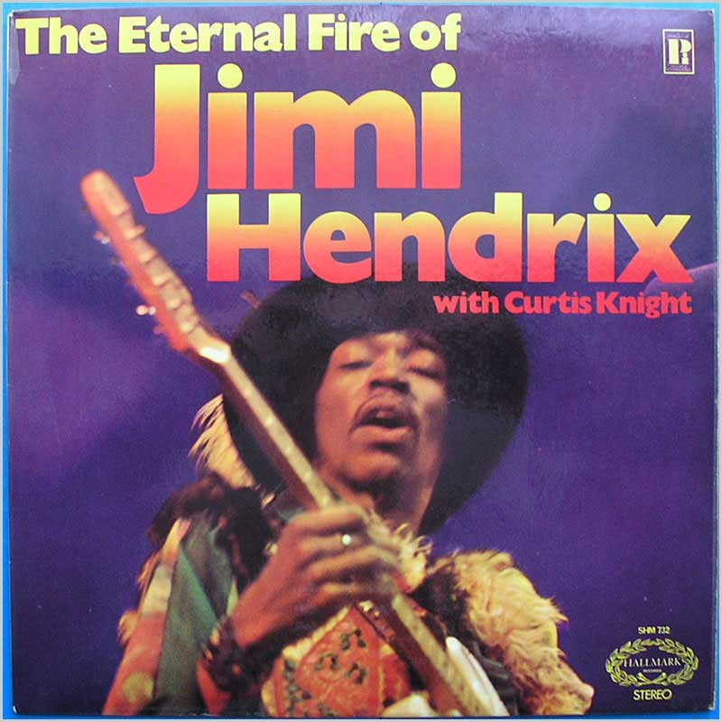 Jimi Hendrix - The Eternal Fire Of Jimi Hendrix (SHM 732)