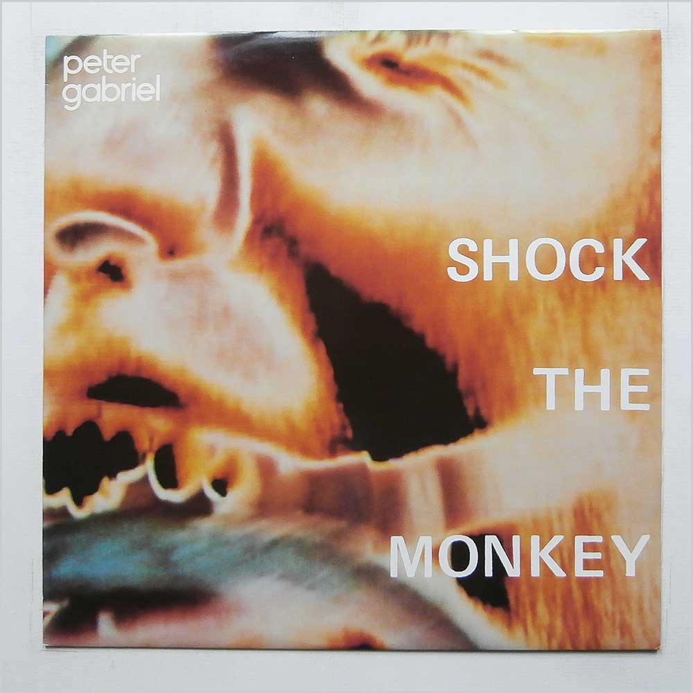 Peter Gabriel - Shock The Monkey (SHOCK 12)