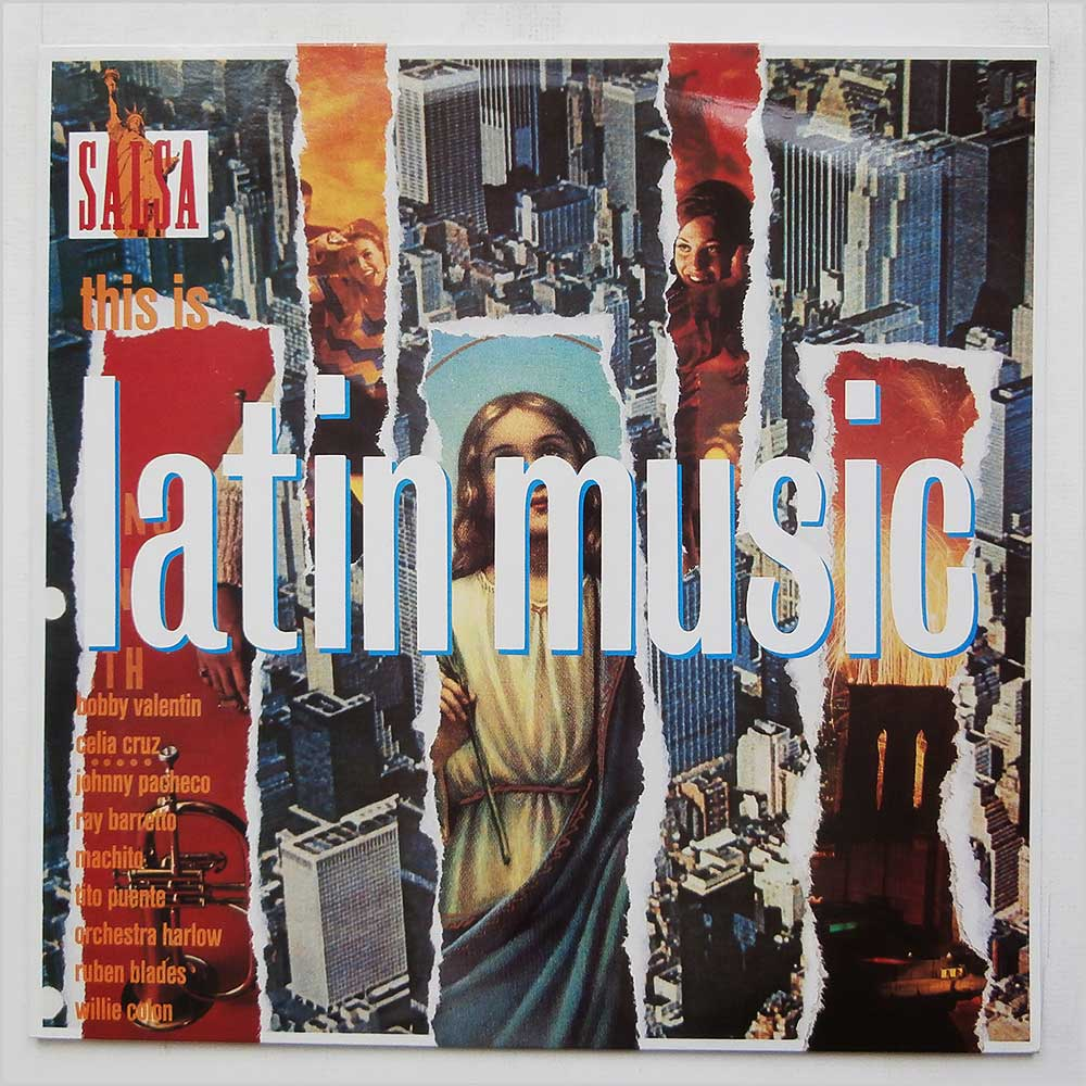 Various - This Is Latin Music (SHOT 1)