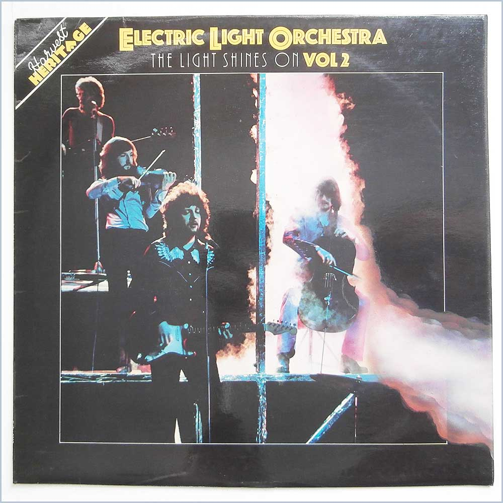 Electric Light Orchestra - The Light Shines On Vol 2 (SHSM 2027)