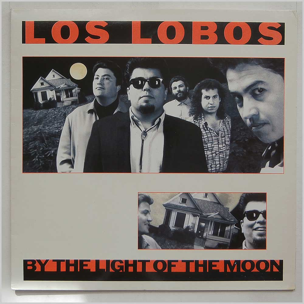 Los Lobos - By The Light Of The Moon (SLAP 13)