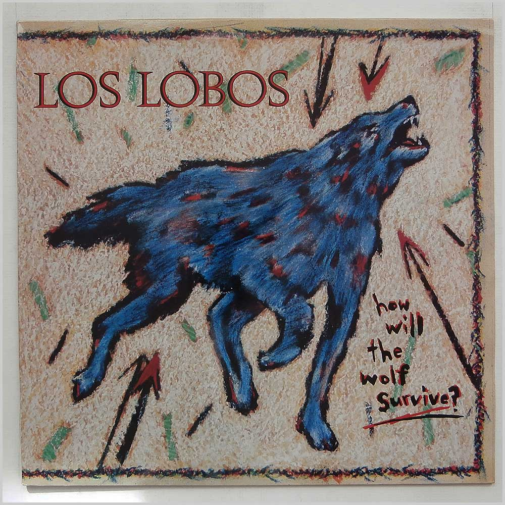 Los Lobos - How Will The Wolf Survive (SLMP 3)