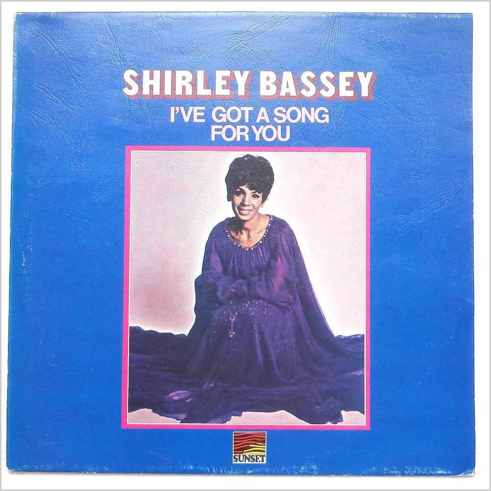 Shirley Bassey - I've Got A Song For You (SLS 50151)