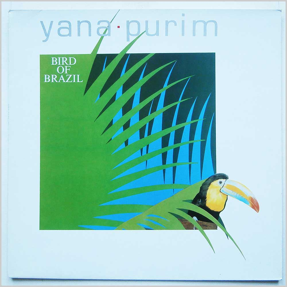 Yana Purim - Bird Of Brazil (SNTF 1010)