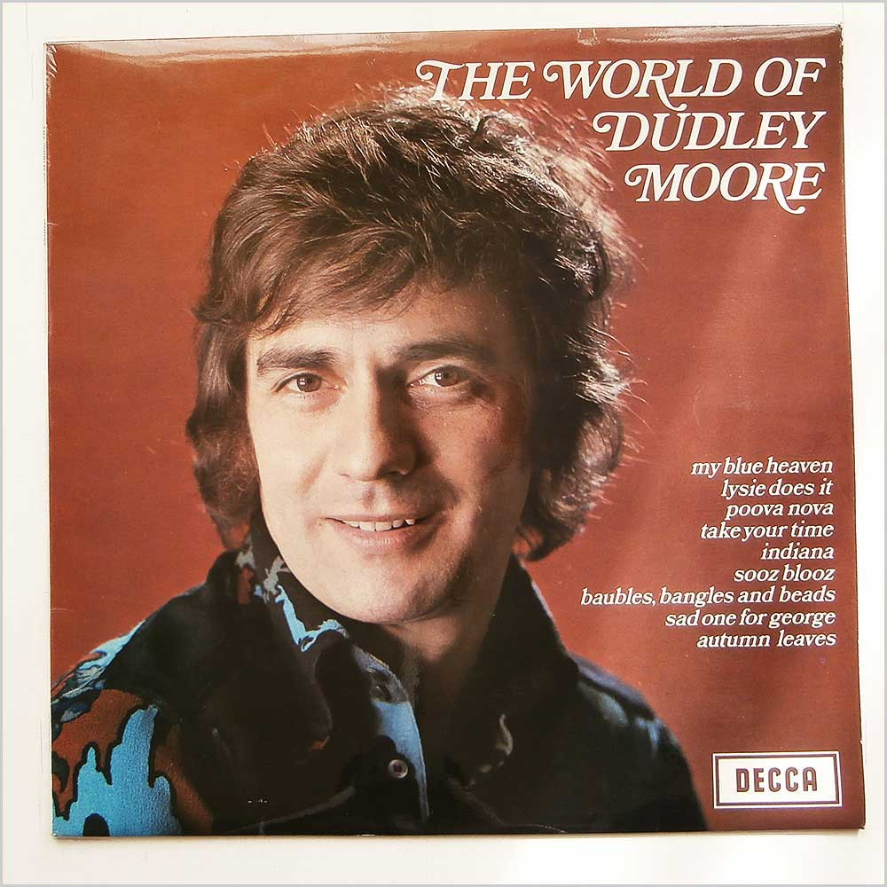 The Dudley Moore Trio - The World Of Dudley Moore (SPA 106)
