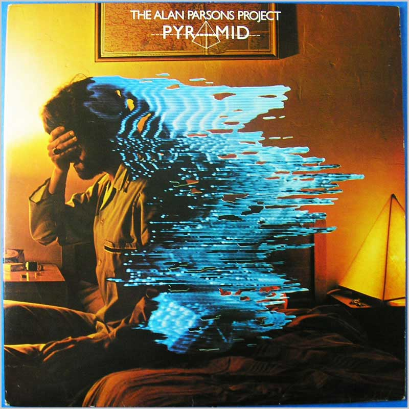Alan Parsons Project - Pyramid (SPART 1054)