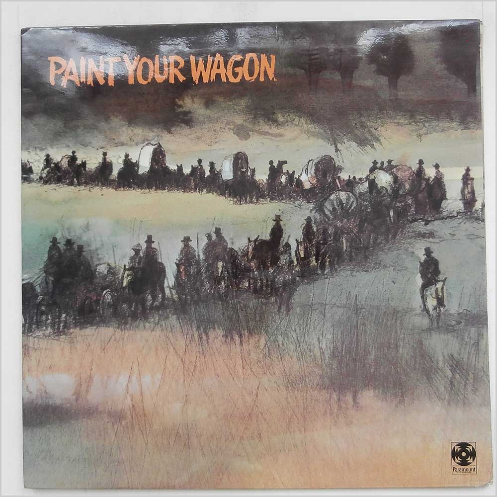 Various - Paint You Wagon, Music From The Soundtrack (SPFL 257)