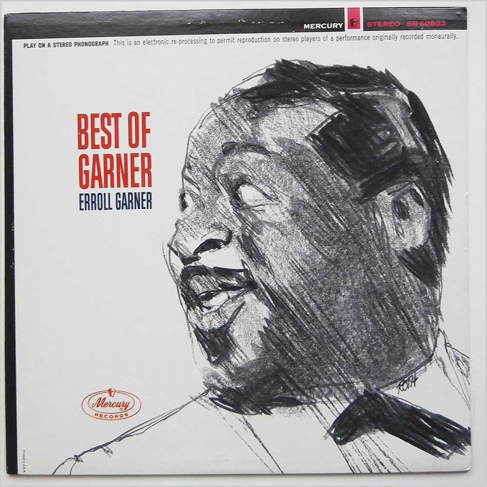 Erroll Garner - Best Of Garner (SR 60803)