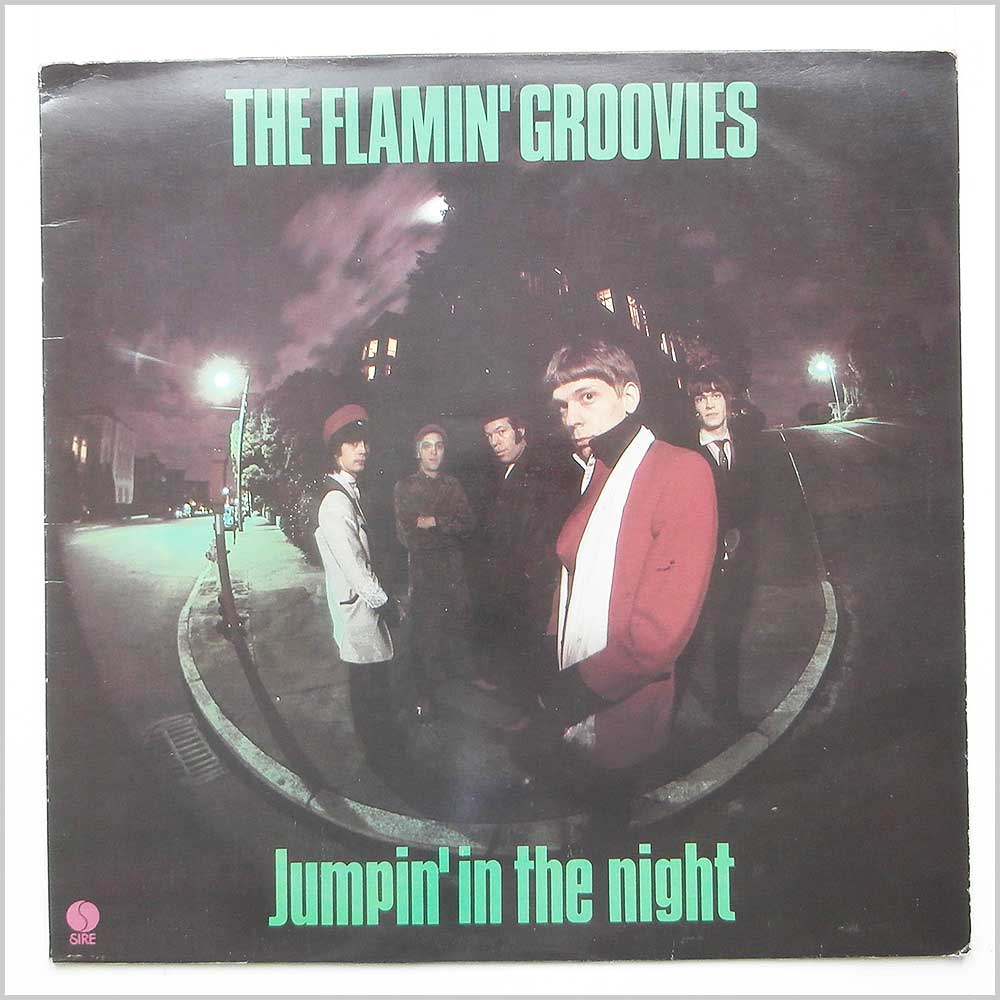 Flamin' Groovies - Jumpin' In The Night (SRK 6067)
