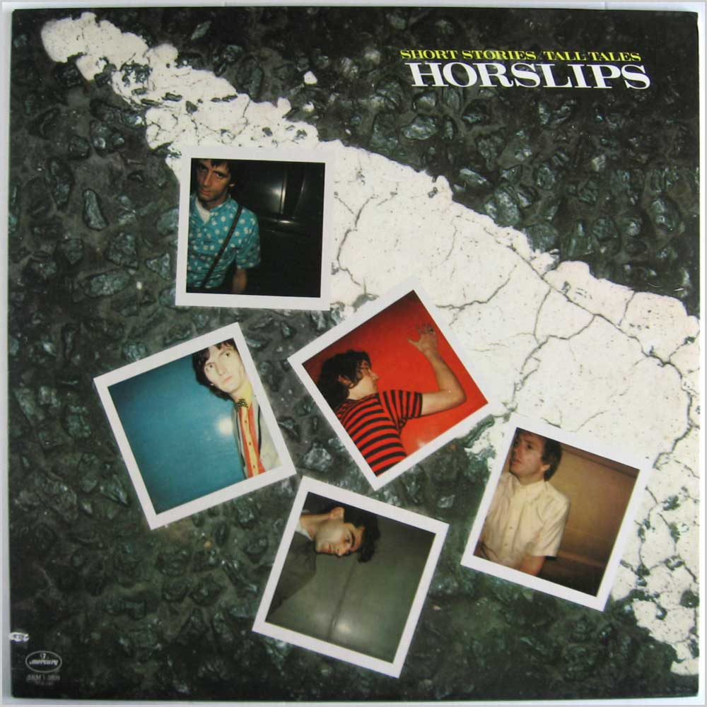 Horslips - Short Stories / Tall Tales (SRM-1-3809)