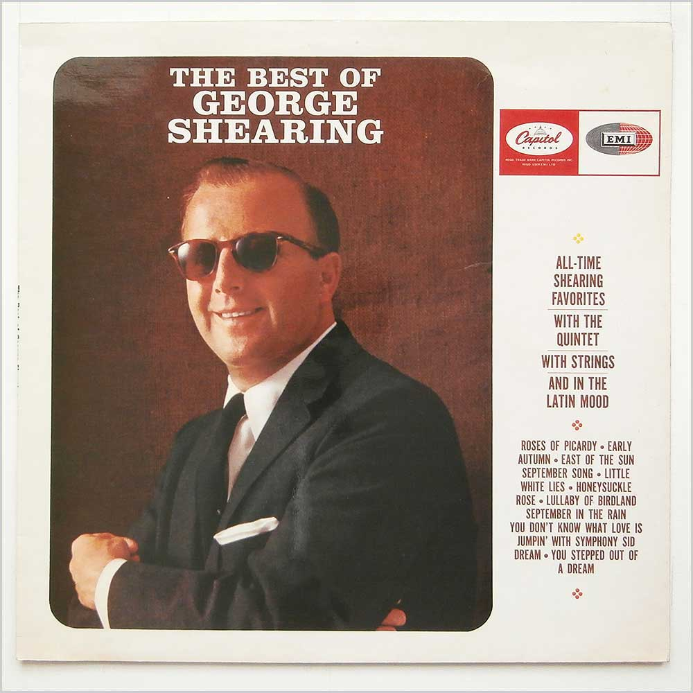George Shearing - The Best Of George Shearing (ST 2104)
