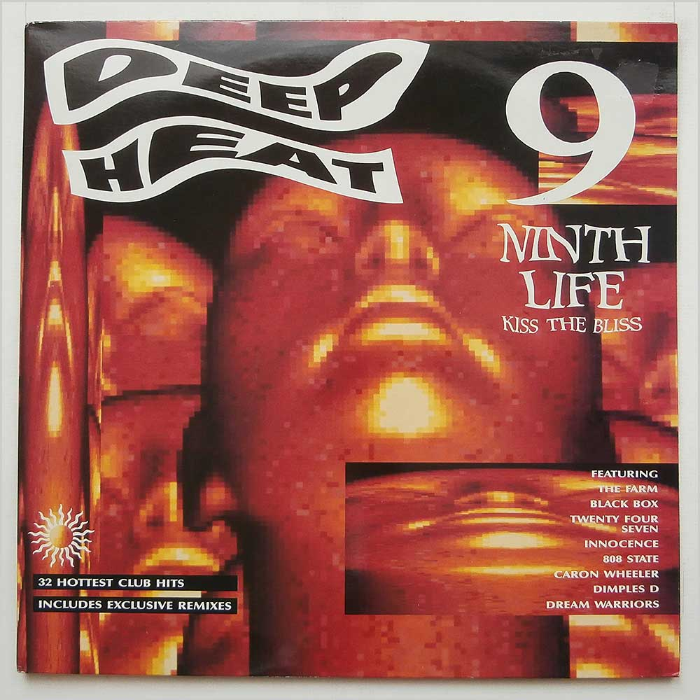 Various - Deep Heat 9 Ninth Life-Kiss The Blues (STAR 2470)