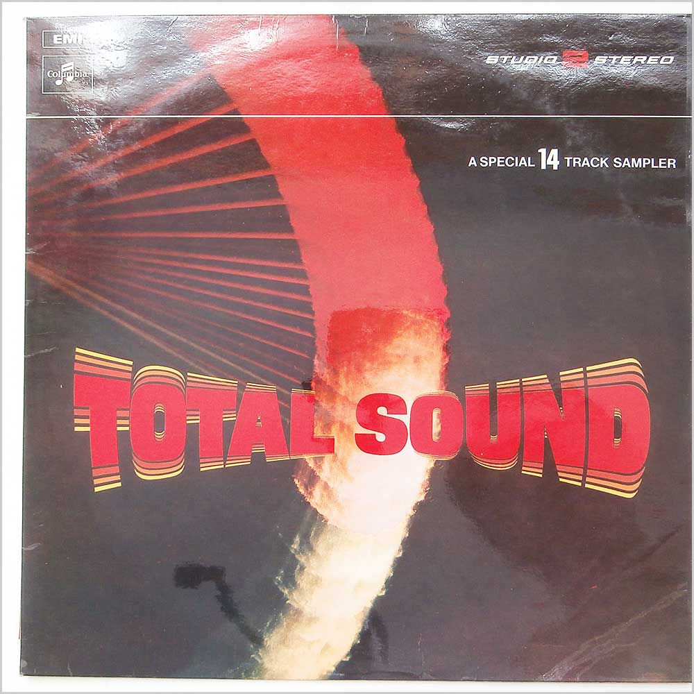 Various - Total Sound A Special 14 Track Sampler (STWO 4)