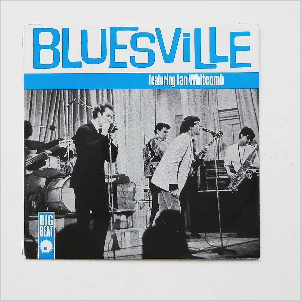 Ian Whitcomb And Bluesville - This Sporting Life (SW 84)
