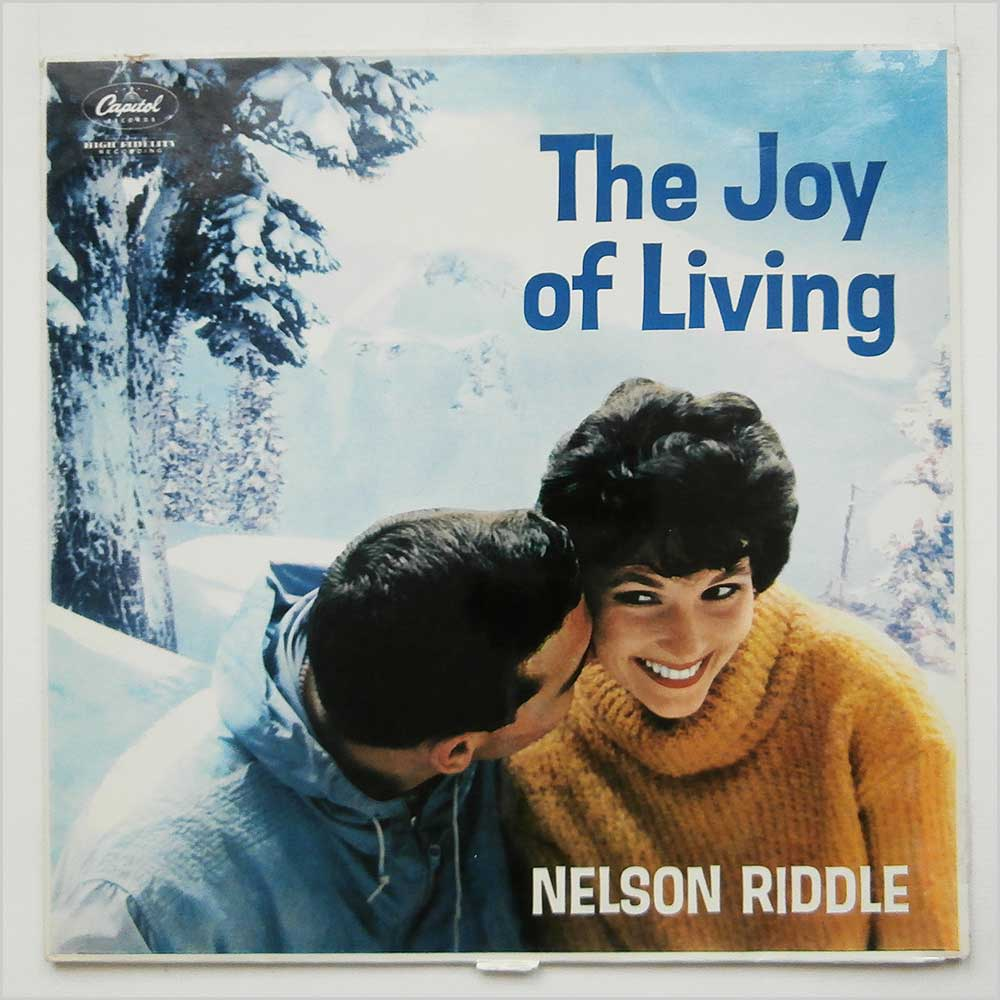 Nelson Riddle - The Joy Of Living (T1148)