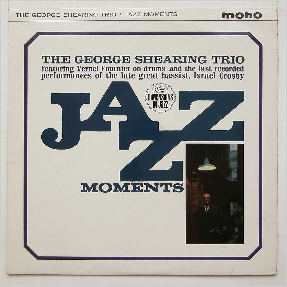 The George Shearing Trio - Jazz Moments (T 1827)