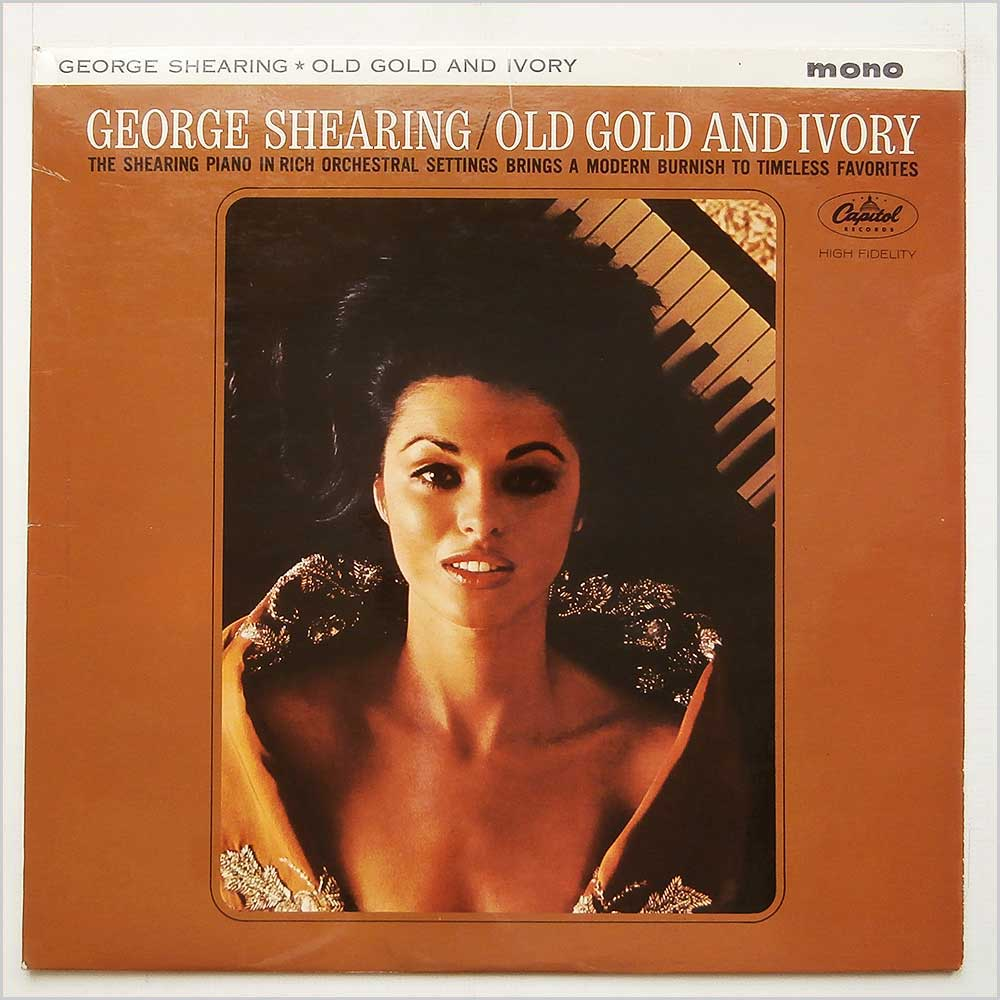 George Shearing - Old Gold And Ivory (T 2048)