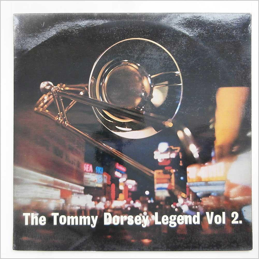 Tommy Dorsey - The Dorsey Legend Vol. 2 (T 283)