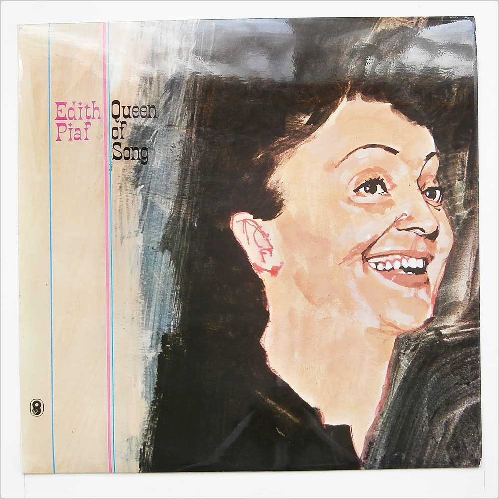 Edith Piaf - Queen Of Song (T 753)